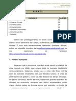 Apostila Atualidades Concurso público Policia Civil - 01