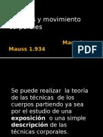 Marcel Mauss Tecnicas Corporales