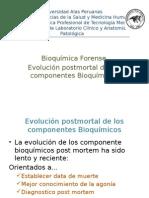Bioquimica Forense