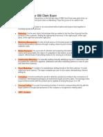 Marketing Notes for SBI Clerk Exam