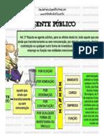 Mapa Mental - Agente Público