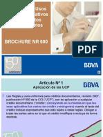 Brochure 600 BBVA
