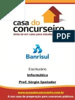 Apostila Banrisul 2015 Confedital Informatica Sergiospolador (1)