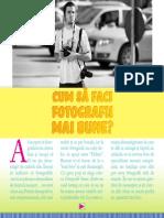 6. Cum Sa Faci Fotografii Mai Bune