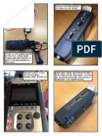 On Location Recorder Instructions