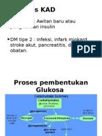 Patofisiologi KAD