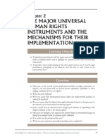 UN Instruments & Mechanisms