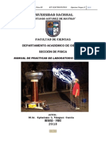 Manual de Fisica - Practicas de Laboratorio