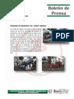 Boletínes Prensa Octubre 2015 IMDER