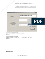 Modul Praktikum Microsoft Visual Basic 6
