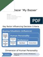 Is Big Bazar 'My Bazaar'_Grp03