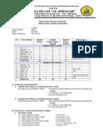 RPE, Komponen Analisis, Dan ProTa
