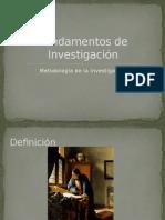 Fundamentos de Investigacion(Introduccion)