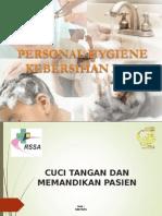 PPT Cuci Tangan & Memandikan