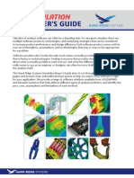 Simulation Buyers Guide