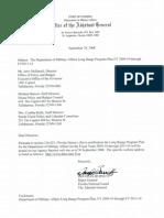 Long Range Program Plan FY09-10