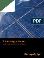 Brochure Energia Solar