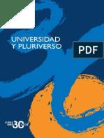TAPIA- Universidad y Pluriverso