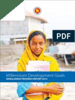 MDG Report 2012