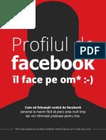 Profilul de Facebook Îl Face Pe Om