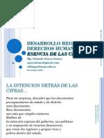 Estadística DDHH Quindio - Colombia 2003-2008
