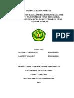Proposal Kp Newmont Nusa Tenggara. Binsa