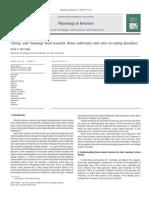 Berridge 'Liking' & 'Wanting' Food Rewards Physiol & Behav 2009