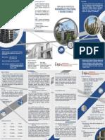 Folleto Diploma en Ingenieria Estructural y Diseno Sismico