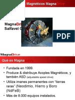 Presentacion Acoplamientos Magnéticos Magnadrive