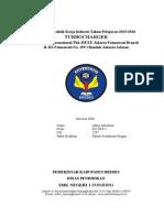 laporan turbocharger