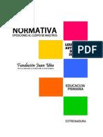 Marco Juridico Normativa Educatica de Ei y Ep