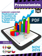 Revista El Prevencionista 8va Ed Apdr