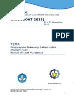 Proposal KKCTB 2013