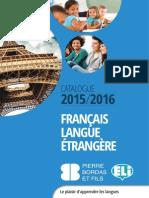 Catalog of Le 2015