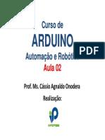 Curso Arduino Aula02