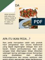 IKAN-PEDA