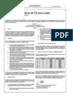Programa de Estimulos 2014-2015 UDG