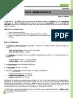 Clase 001 Pediatría - Puericultura y Generalidades
