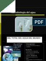 Microbiologia Ambiental. Clase 12. Microbiología Del Agua (1)