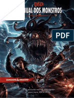 Manual Dos Monstros D&D 5ed (Ilustrado)