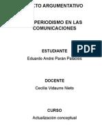 Periodismo (ensayo)