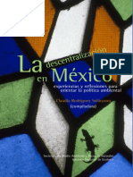 La Desentralización de México