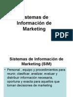 08 Sistemas de Información de Marketing
