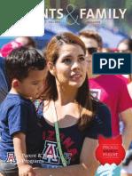 University of Arizona Parents & Family Magazine Fall 2015