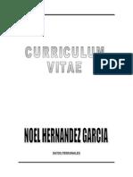 EJEMPLO DE CURRICULUM
