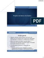 Projeto de Banco de Dados - Pa