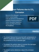 Turbo CS 8 CO2 Corrosion