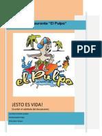 Restaurante El Pulpo Empresa