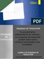 Exp Esquemas de Traducción.
