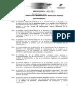 Resolución de recurso de apelación- Manuela Picq